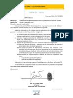 CARTA 07 - ENTREGA DE EXPEDIENTE TECNICO SICAYA PLANOS ADJUNTOS.pdf
