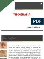 Anatomia de La Letra