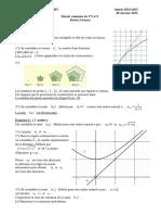 Devoir Commun Math 2 Lycee Jacques Prevert