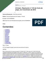 Causa 369-2014, c.a Copiapo