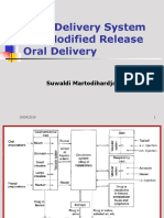 Kuliah s1 Awal Oraldrugdeliverysystems