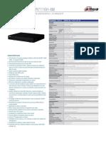 Dahua787 Data Sheet