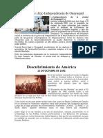 9 de octubre de 1830 Independencia de Guayaquil.docx