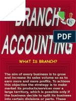 Branch Accounts