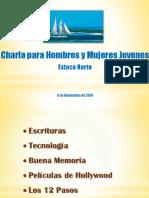 Presentacion - Charla HyM Jovenes Estaca 06Nov2016