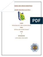 Presentacion de Informe