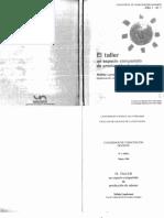 Landreani, N. - El Taller, un espacio de producción de saberes.pdf