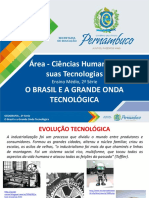 O Brasil e a Grande Onda Tecnológica