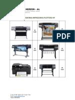 Descripcion de Bienes - Impresoras y Otros