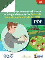 Propuesta Para Remunerar El Servicio de Energa Elctrica en Las Zni