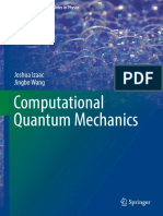 [Undergraduate Lecture Notes in Physics] Joshua Izaac_ Jingbo Wang - Computational Quantum Mechanics (2019, Springer).pdf