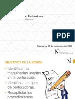 Clase 13 - SAM PERFORADORAS