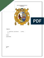 Informe de Laboratorio de Física 2