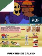 Factores de Riesgo Osteoporosis