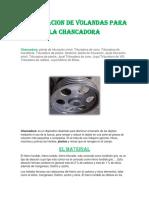 Elaboracion de Volandas Para La Chancadora (1)