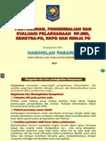 Penyusunan Rpjmd, Renstra Pd Dan Rkpd