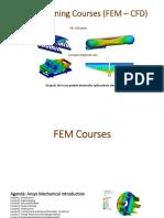 Catalogo CAE Training Courses