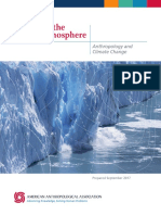 Anthropology and Climate Change (1)