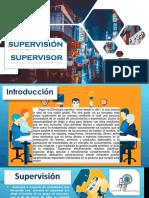 Presentación Sobre La Supervisión
