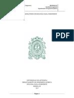Manual de Estudiantes Biologia Para Ingenieros