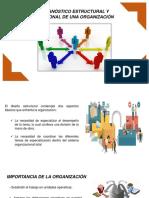 Exp. Diagnostico Estructural y Funcionar de Una Organización