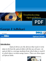 Troubleshooting Optical Drives