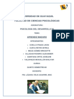 Aprendiz Maduro(Trabajo Autónomo #3 y Formativo # 4)