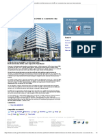 Redução Da Dívida Externa Da União e o Aumento Das Reservas Internacionais