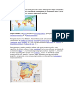 Los Mapas Descriptivos