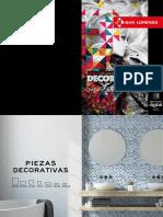 Minicatalogo Piezas Decorativas Baja