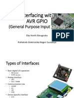 05. Interfacing With AVR GPIO