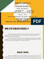 Ppt Siklus Diesel Ayu