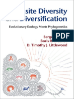 Serge Morand, Boris R. Krasnov, D. Timothy J. Littlewood Parasite Diversity and Diversification Evolutionary Ecology Meets Phylogenetics.pdf