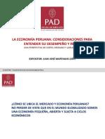 La Economía Peruana Consideraciones Para Entender Su Desempeño y Retos 1