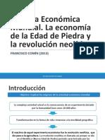 04 - Comin (2013) - Economia de La Edad de Piedra