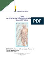 Masoterapia Conceptos