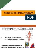 Fisiologia Muscular academias smartfit