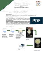 Reporte Pract 9 Dibenzalacetona