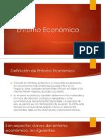 Entorno Económico y Financiero