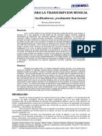 El camino para la transcripcion musical.pdf