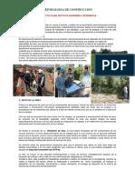 METODOLOGIA CONSTRUCCIÓN DEL PROYECTO III FASE INSTITUTO DE IDIOMAS E INFORMATICA