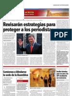 Milenio Novedades 3/Nov/2010