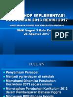 12. RPP Bahasa Inggris Kls IX