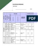 Evidencia 2 de Producto RAP2 EV02 Matriz Para Identificacion de Peligros Valoracion de Riesgos Semana 2