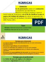 Rubric As