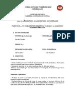 Práctica No. 05- Introducciòn Al Laboratorio de Materiales y Desbaste Metalográfico de Aceros Al Carbono