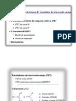 TRANSITOR DE EFECTO DE CAMPO-S5A.ppt