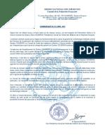 CPFOM - Communiqué du 26 avril 2019 (1)