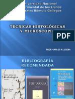 Tecnica Histologica 2019