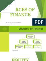 Equity Financing Apellido